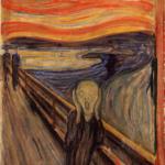 Les crises d'angoisse, le cri de de Munch