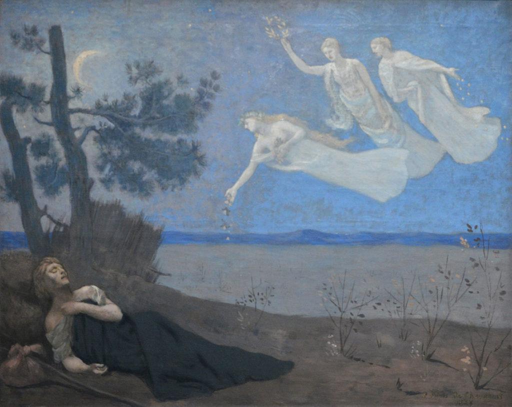 Le rêve : Puvis Chavannes