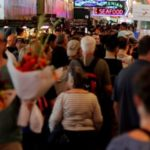 agoraphobie: une foule