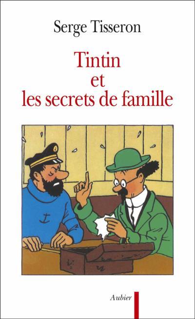 tisseron tintin et les secrets de familles couverture