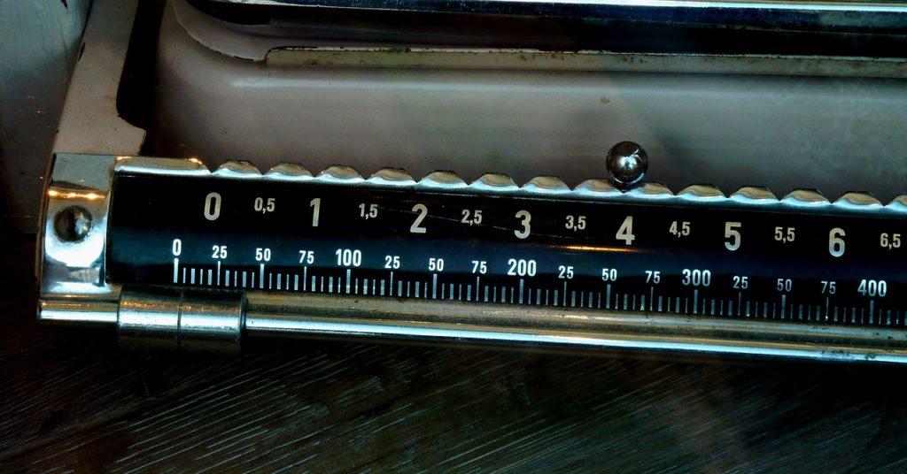 poids et boulimie : une balance
