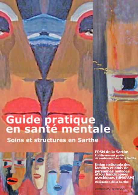 guide la psychiatrie dans la Sarthes