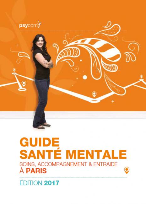 guide psychiatrie Paris